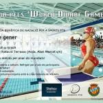 Jornada Benèfica de Natació per a Sports PTB